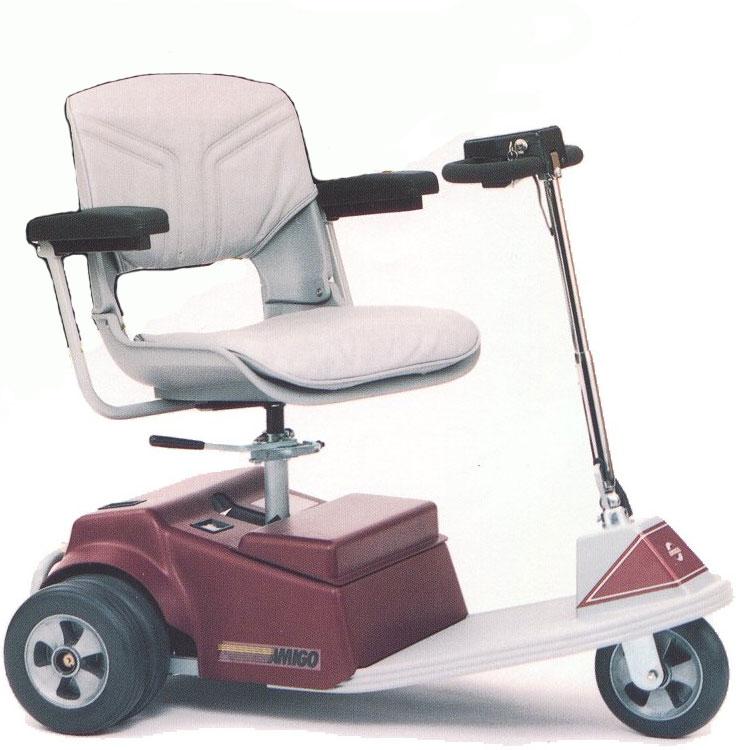 Amigo Mobility Parts - All Mobility Brands - Mobility ...