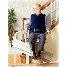 Electra-Ride III Custom Curved-Rail Stairlift (CRE-2100) Parts