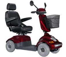 Heartway Bolero (PF2) Mobility Scooter Parts