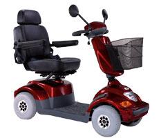 Heartway Bolero S (PF2S) Mobility Scooter Parts