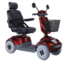 Heartway Frontier S (PF1S) Mobility Scooter Parts