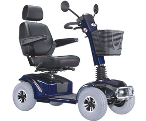 Heartway Mirage K (PF6K) Mobility Scooter Parts