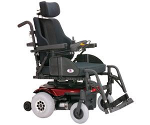 Heartway Tiara R (P4ASR) Mobility Scooter Parts