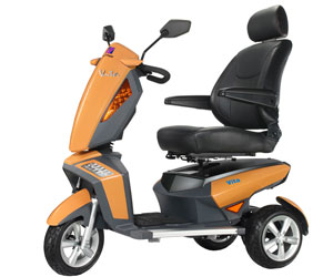 Heartway Vita 3 (S12T) Mobility Scooter Parts