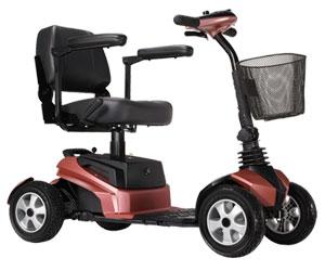 Heartway Zen (S11) Mobility Scooter Parts