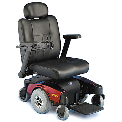Invacare Pronto M51 with SureStep Parts