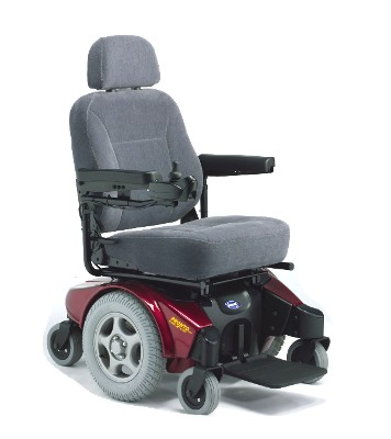 Invacare Pronto M91 with SureStep Parts