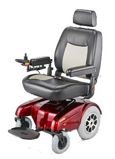 Merits Gemini (P301) Power Chair Parts