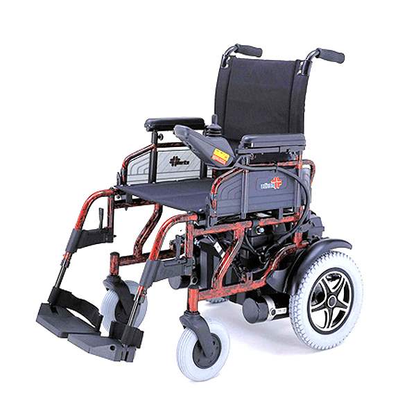 Merits Oversize Frame (P110/MP-1DLX) Power Chair Parts