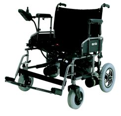 Merits Travel-Ease Commuter Bariatric (P183) Power Chair Parts