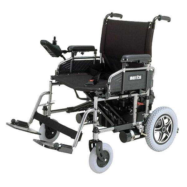 Merits Travel-Ease Commuter Heavy Duty (P182/MP-1 U) Power Chair Parts