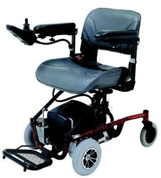 Merits Travel-Ease Regal (P120/P1201/P12011/P12012) Power Chair Parts