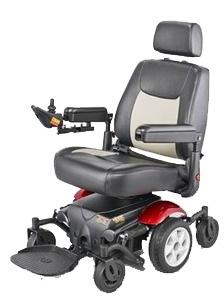 Merits Vision Sport (P326A) Power Chair Parts