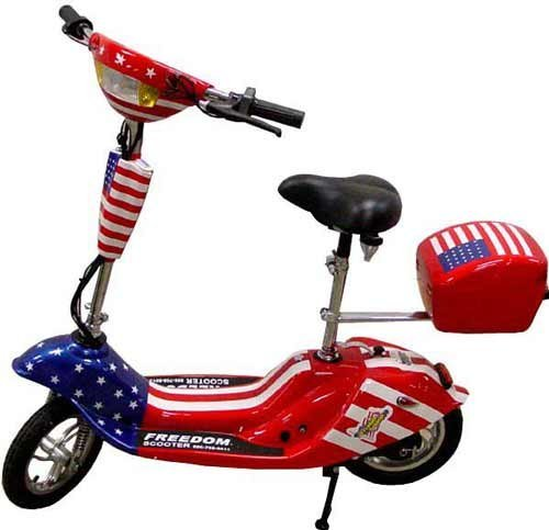 Freedom 644 Scooter Parts