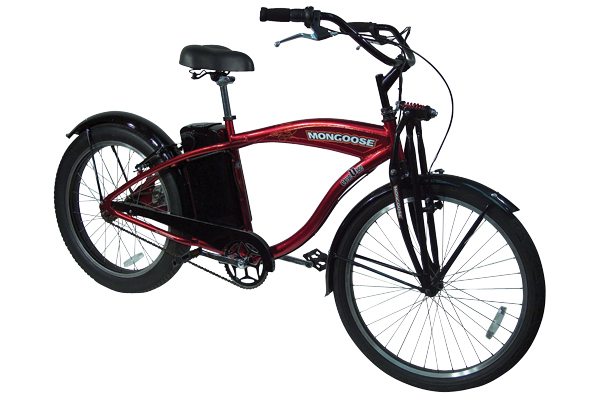 Mongoose CR36V450 Electric Bike Parts