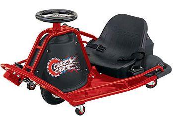 Razor Crazy Cart Parts