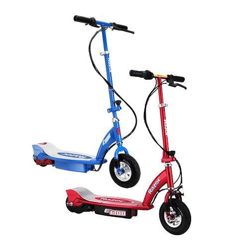 Razor E100 & E125 Scooter Parts