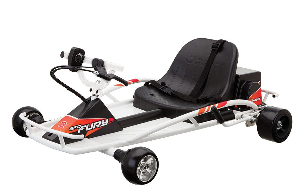 Razor Ground Force Drifter (GFD) Fury Go-Kart Parts