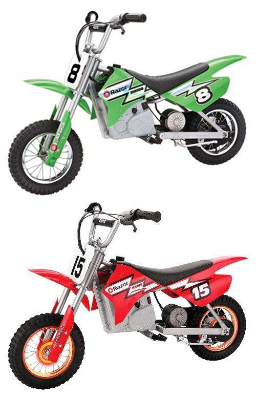 Razor MX400 Dirt Rocket Parts
