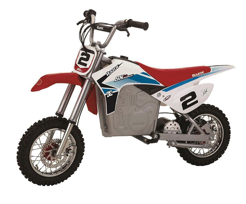 Razor SX500 McGrath Dirt Rocket Parts