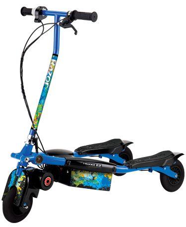Razor Trikke E2 Scooter Parts