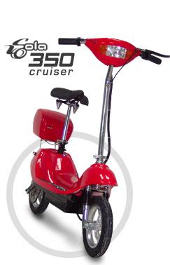 Sola 350 Cruiser Scooter Parts