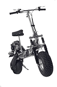 Xcooter Thunder XC1000ATX Scooter Parts