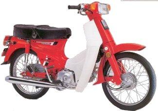 Honda Cub C70 Parts