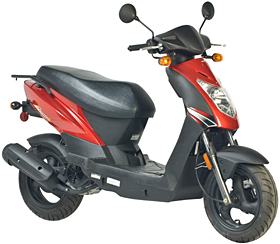 KYMCO Agility 125 Scooter Parts
