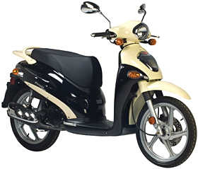 KYMCO People 150 Scooter Parts