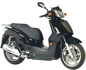 KYMCO People S 250 Scooter Parts