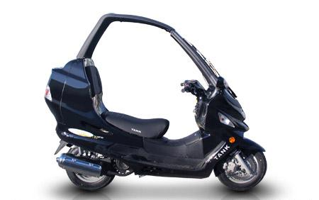 Tank® Urban Courier 150 Scooter Parts