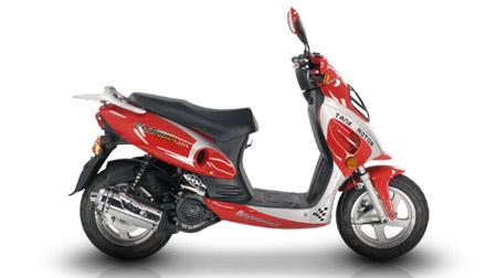 Tank® Urban Sporty 50 Scooter Parts