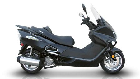 Tank® Urban Touring 250 Deluxe (DE) Scooter Parts