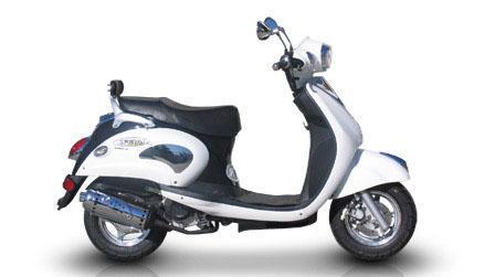 Tank® Urban Viaggio 50 Scooter Parts