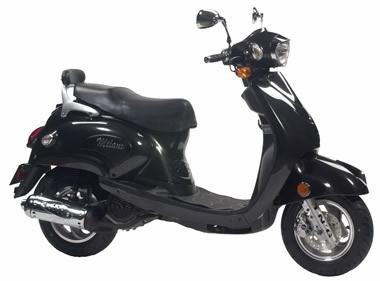 TNG Milano 50 49cc Scooter Parts