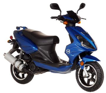 TNG RS 125cc Scooter Parts