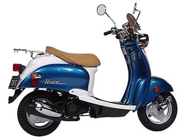 TNG Venice 49cc Scooter Parts