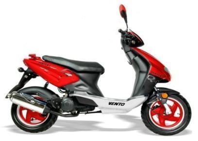 Vento Triton R4 Scooter Parts