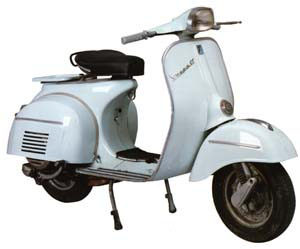 Vespa 125 Series (VN1-2/VNA/VNB) Parts