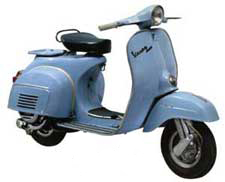 Vespa 150 Series (VBA/VBB) Parts