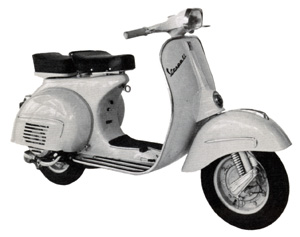 Vespa GL 150 (VLA/VGL) Parts