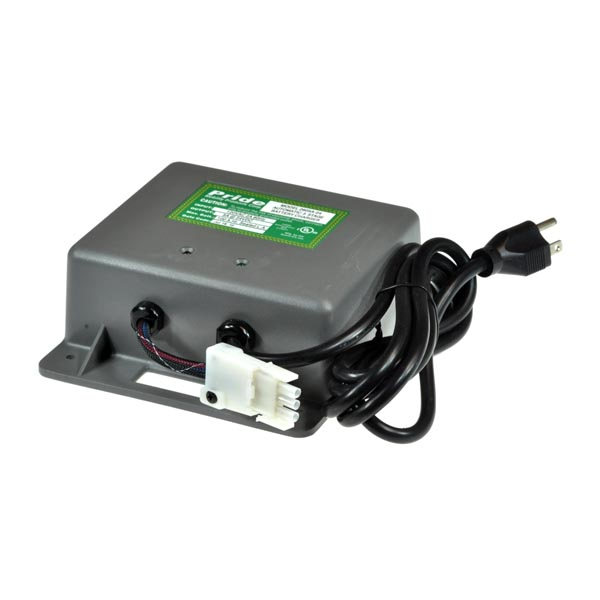 24 Volt 5.0 Amp On-Board Battery Charger for Jazzy Power Chairs (ELE110V1010 & ELEASMB1045)