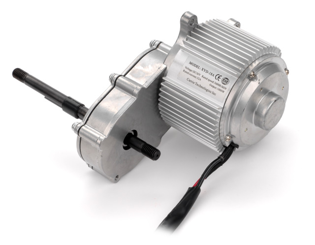 36 volt 1000 watt direct drive electric motor with gearbox Electric motor with gearbox
