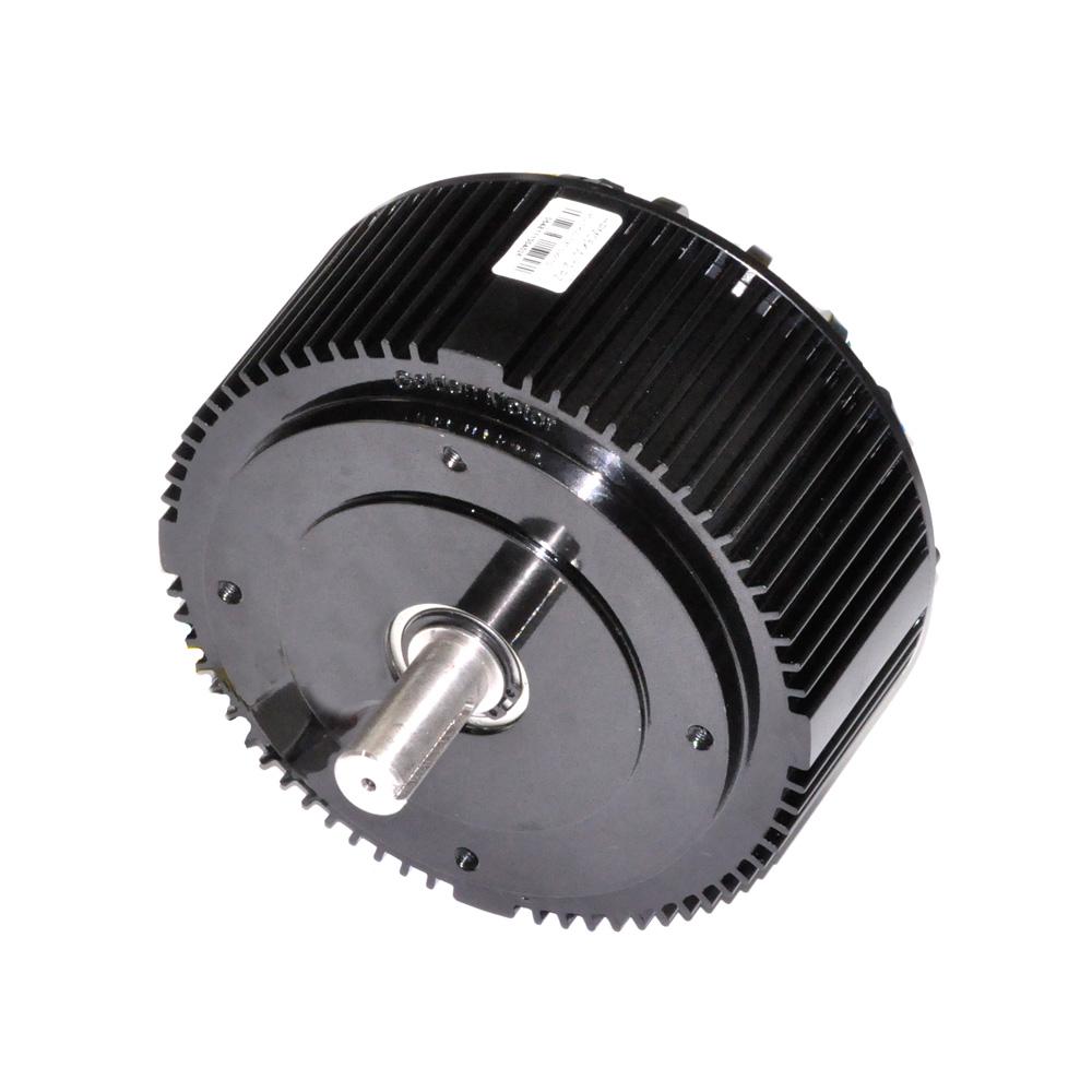 48 Volt 5000 Watt Brushless DC Motor