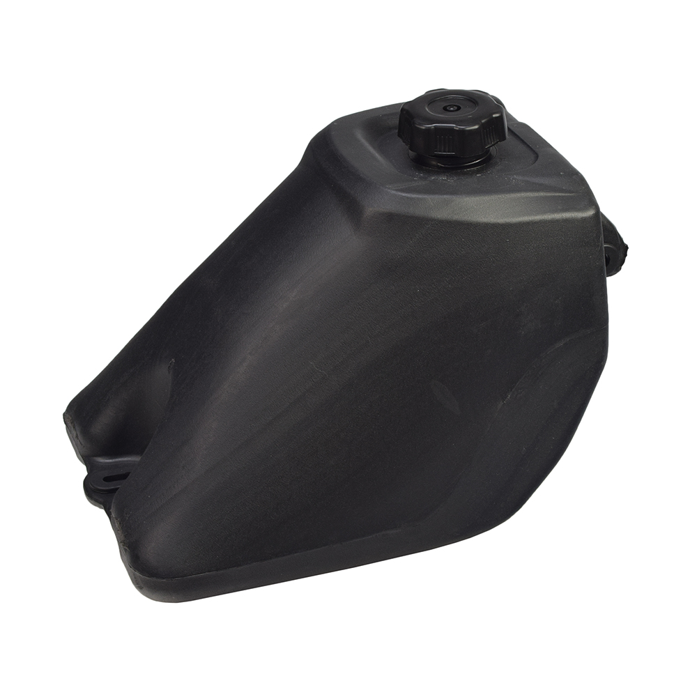 Black Plastic Fuel Tank For 90cc To 150cc Atvs Monster