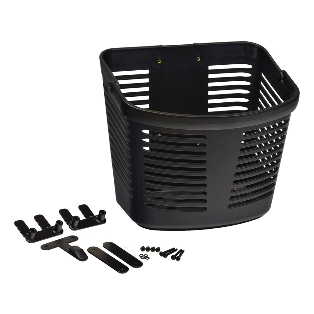 Front Basket Assembly for the Pride Victory 9, Victory 10, and Victory Sport Mobility Scooters