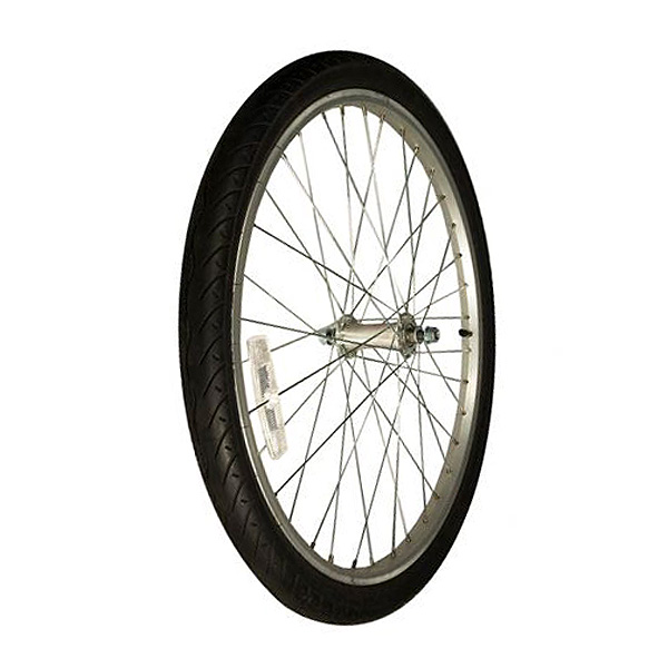 Schwinn Solution 650 Parts Catalog : Quot bicycle front wheel assembly for the schwinn meridian