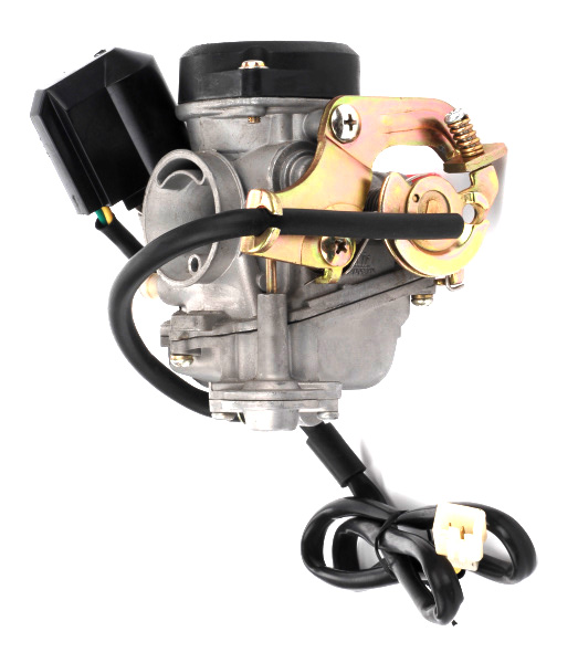 19 mm Carburetor with Electric Choke for KYMCO Agility 50