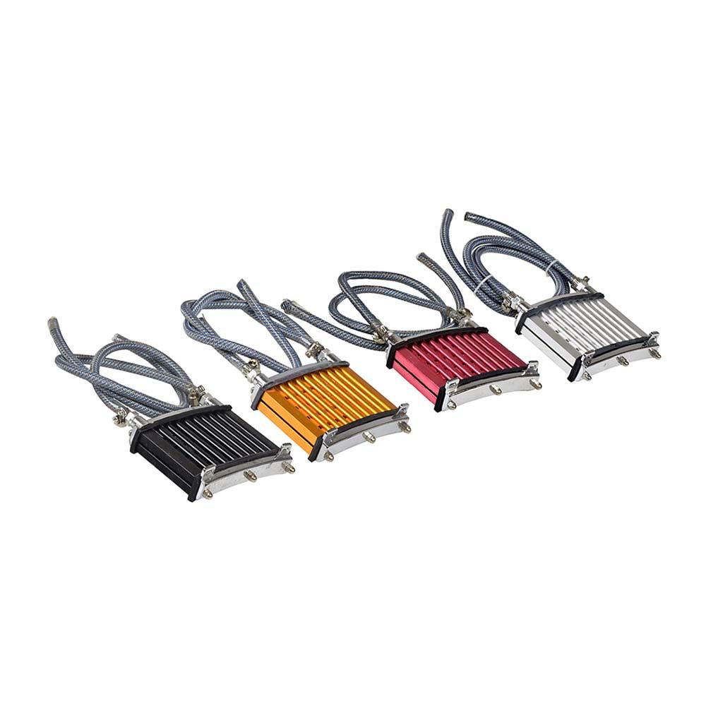 Oil Cooler Kit for 4-Stroke ATV, Dirt Bike, & Scooter Engines